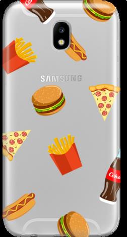 Etui do telefonu Samsung Galaxy J5 2017