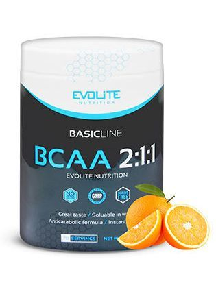 Evolite - BCAA 2:1:1  orange