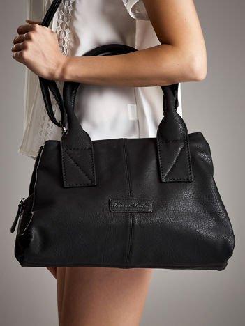 FRITZI AUS PREUßEN Czarna torba w miejskim stylu