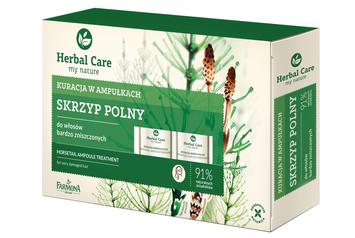 """Farmona Herbal Care Skrzyp Polny Kuracja w ampułkach  1op.(5x5ml)"""""""
