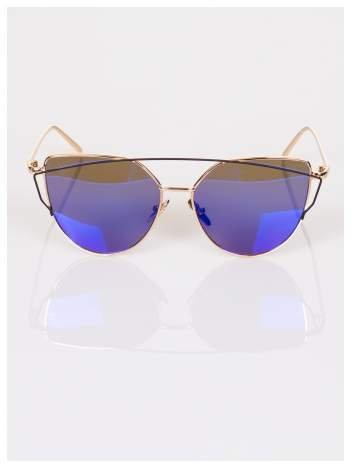 GLAM ROCK okulary przeciwsłoneczne CAT EYE HIT !