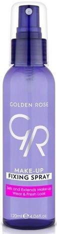 GOLDEN ROSE Spray utrwalający makijaż 120 ml
