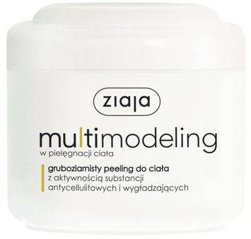 GRUBOZIARNISTY PEELING DO CIAŁA MULTIMODELING ZIAJA