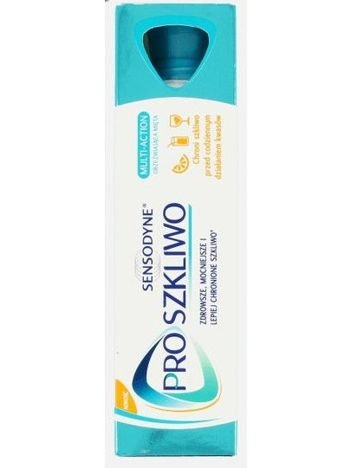 GSK Sensodyne Pasta do zębów ProSzkliwo Multi Action 75 ml