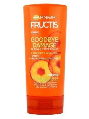 Garnier Fructis Odżywka wzmacniająca do włosów zniszczonych Goodbye Damage  200 ml