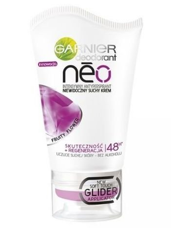 Garnier Neo Antyperspirant w kremie Fruity Flower  40 ml