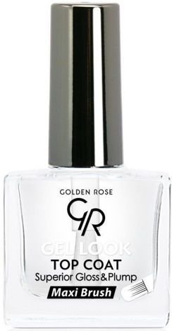Golden Rose Gel Look Top Coat 1 10,5 ml