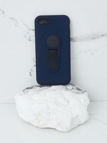 Granatowe etui na iPhone 7G/8G