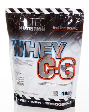 HiTec - Odżywka białkowa C6 - 1000g Pistachio