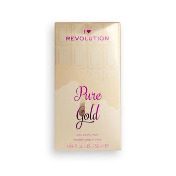 "I Heart Revolution Eau de Parfum Pure Gold woda perfumowana  50ml"""