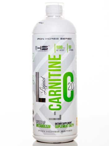 Iron Horse - L-Carnitine 1000ml Cherry