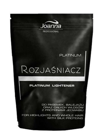 JOANNA Professional Rozjaśniacz PLATINUM do pasemek oraz całych włosów 450 g