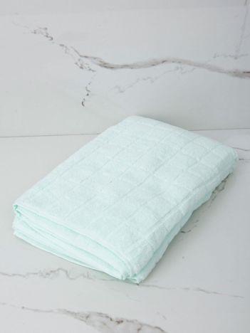 Jasnomiętowy ręcznik kąpielowy