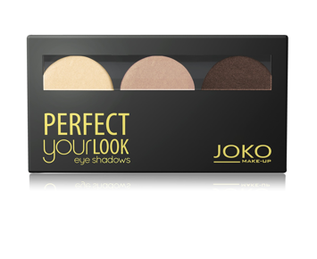 Joko Cienie trio Perfect Your Look nr 300 satynowe