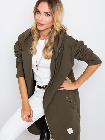 Khaki bluza Power