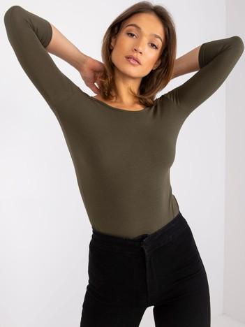 Khaki bluzka Mona