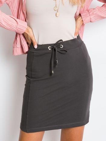 Khaki spódnica Increasingly