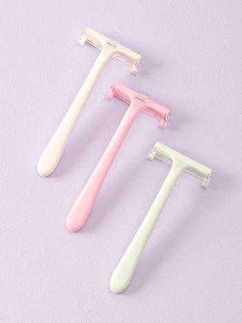 Kolorowe maszynki do golenia