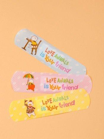 Kolorowe plasterki dla dzieci