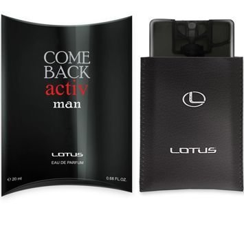 LOTUS 072 Come BACK Activ MAN woda perfumowana 20 ml