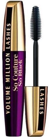 L'Oreal Mascara Volume Million Lashes So Couture So Black 9,5 ml