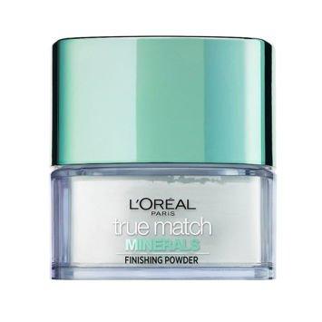 L'Oreal True Match Minerals Finishing Powder puder mineralny matujący 10 g