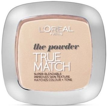 L'Oreal True Match Powder puder matujący nr W1 golden ivory 57 g