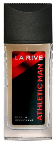 "La Rive for Men Athletic Man Dezodorant w atomizerze 80ml"""