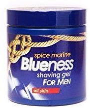 MORFOSE BLUENESS SPICE MARINE BLUENESS Barberski ŻEL DO GOLENIA 500 ml