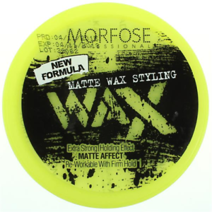 MORFOSE MATTE STYLING WAX WOSK matowy extra strong 150 ml