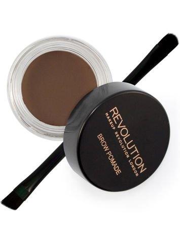 Makeup Revolution Brow Pomade Pomada do brwi Dark Brown 2,5 g