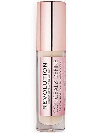Makeup Revolution Conceal and Define Korektor w płynie C2 3,4ml