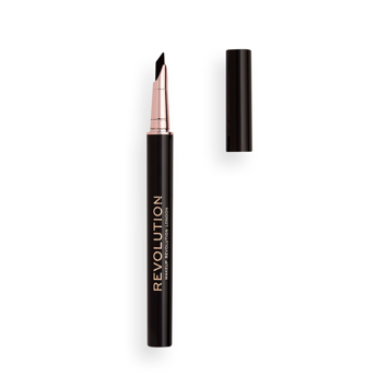 "Makeup Revolution Eyeliner Flick & Go czarny  1 szt"""