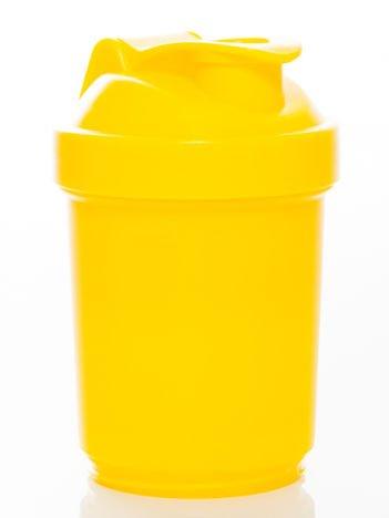 Muscle Shake - Shaker Neon - 400 ml + 120 ml + 180 ml Neon yellow