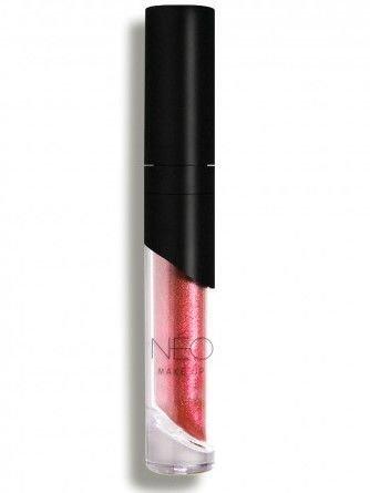 NEO Make Up BŁYSZCZYK DO UST METALICZNY Mettalic Cream Lip Gloss 08 Paris 6,5 ml