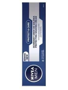 NIVEA MEN Krem do golenia ochronny Protect & Care 100 ml