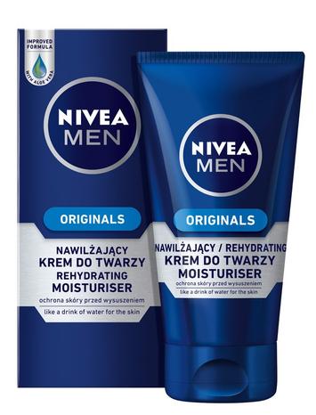 NIVEA MEN Krem nawilżający do twarzy Originals 75 ml