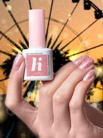 Najnowsza kolekcja hi GLOW! Hi Hybrid Lakier hybrydowy #431 Get That Glow 5ml