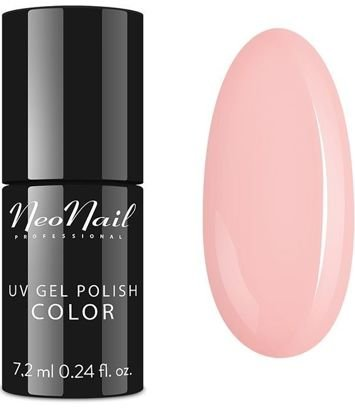 NeoNail Lakier Hybrydowy 3205 - Light Peach 7,2 ml
