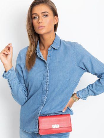 Niebieska koszula Agnes