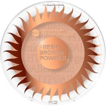 Nowość! BELL HYPOAllergenic Hypoalergiczny puder brązujący Fresh Bronze Powder 01