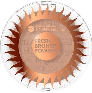 Nowość! BELL HYPOAllergenic Hypoalergiczny puder brązujący Fresh Bronze Powder 02