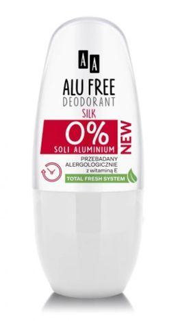 OCEANIC AA ALU FREE Dezodorant Bez Soli Aluminium Silk 50 ml