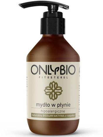 ONLYBIO Hipoalergiczne naturalne mydło w płynie 250 ml