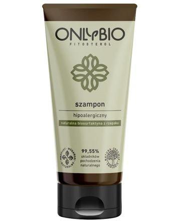 ONLYBIO Hipoalergiczny naturalny szampon do włosów normalnych 200 ml