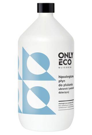 ONLYECO Hipoalergiczny płyn do płukania ubranek i pościeli dziecięcej 1000 ml