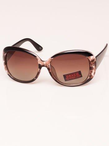 Okulary przeciwsłoneczne damskie POLARYZACYJNE