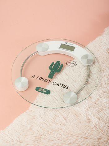 Osobowa waga łazienkowa z cyfrowym wyświetlaczem
