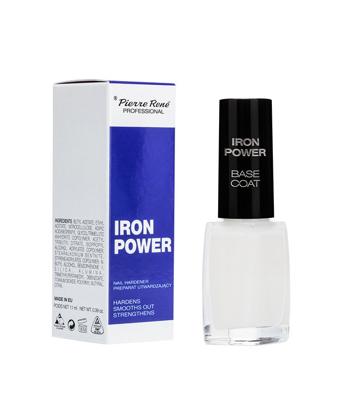 PIERRE RENE IRON POWER Preparat utwardzający płytkę paznokcia