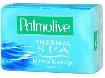 Palmolive Thermal Spa Mydło w kostce Spa Massage sól morska 90 g